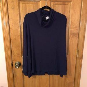 Plus size pajama top